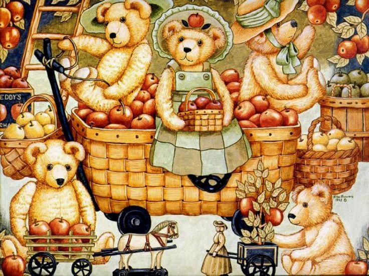 Nita Showers  — Teddy Bear, 1995    (800x601)