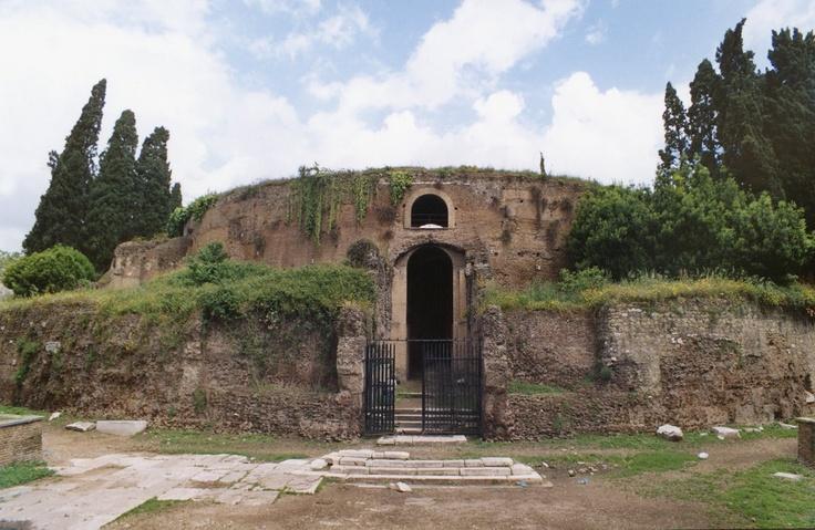 Mausoleum of Augustus, Rome