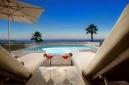 This is the life! Cocktails for two at Cape Arcadia   Bantry Bay