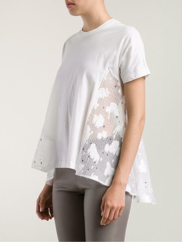 Модные белые блузки 2014: кружевные, прорези и классика