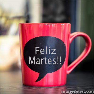 Taza de Café MArtes