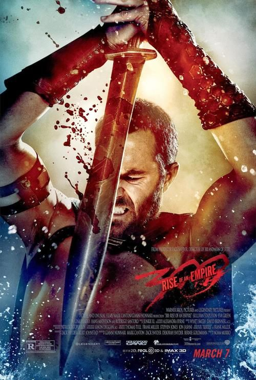 300: RISE OF AN EMPIRE Character Poster - Themistocles #300 #Sparta #Themistocles