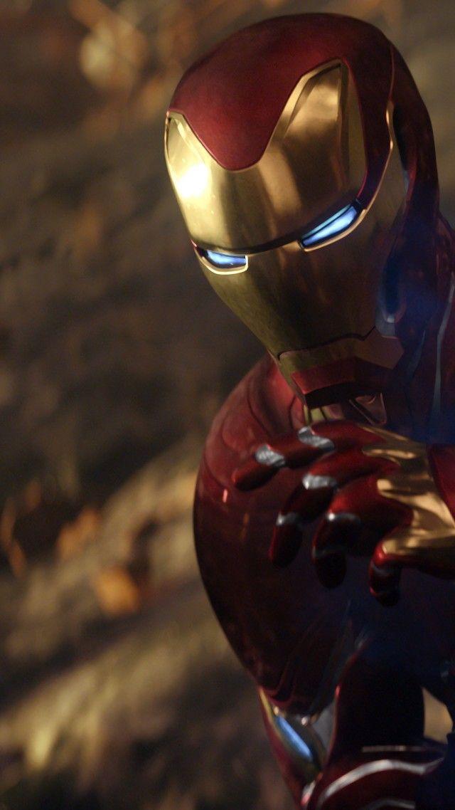 Avengers Infinity War Iron Man 4k Vertical Iron Man