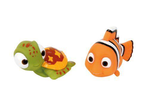 #bebes Juegos Simba – Pistola de agua con diseño Nemo, multicolor (Simba 7053570)