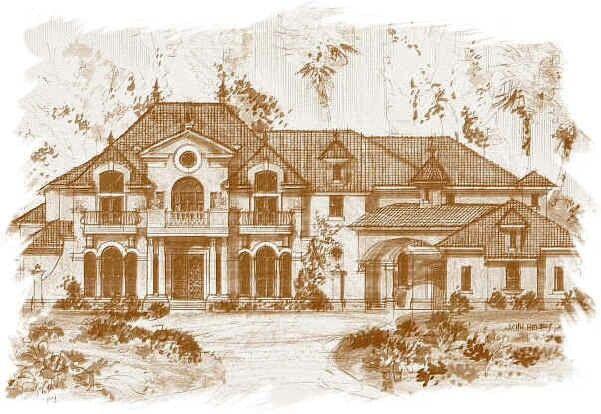 23 best sucasa l siemens images on pinterest residential for Piani di casa porte cochere