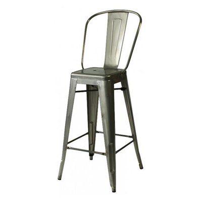 Zuo Modern Elio Bar Chair (Set of 2)