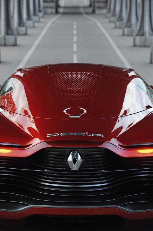 Renault Dezir Concept: