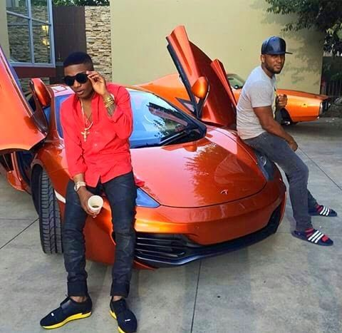 Welcome To Pretty Sammie's Blog: Behind-the-scene pics from Wizkid's video shoot to...