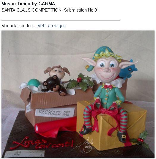 Santa Claus competition 2013 / No 3