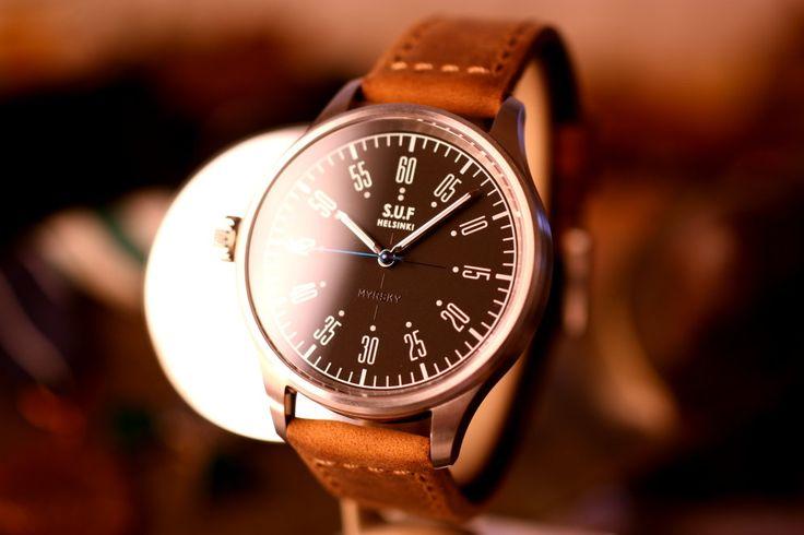 Myrsky S.U.F - Sarpaneva Uhren Fabrik - Sarpaneva Watches