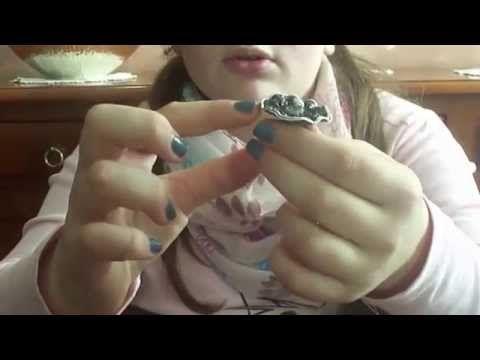 Braccialetto e anello con cialde Nespresso |1° tutorial | Elimo73 - YouTube
