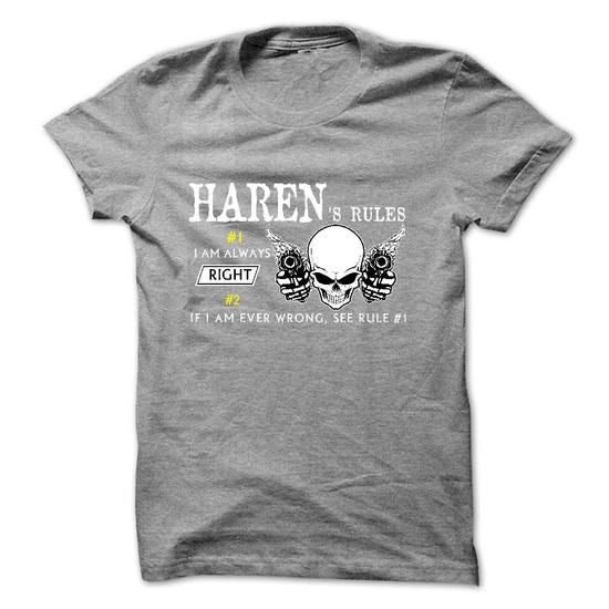 Sure HAREN Always Right V1# #name #tshirts #HAREN #gift #ideas #Popular #Everything #Videos #Shop #Animals #pets #Architecture #Art #Cars #motorcycles #Celebrities #DIY #crafts #Design #Education #Entertainment #Food #drink #Gardening #Geek #Hair #beauty #Health #fitness #History #Holidays #events #Home decor #Humor #Illustrations #posters #Kids #parenting #Men #Outdoors #Photography #Products #Quotes #Science #nature #Sports #Tattoos #Technology #Travel #Weddings #Women