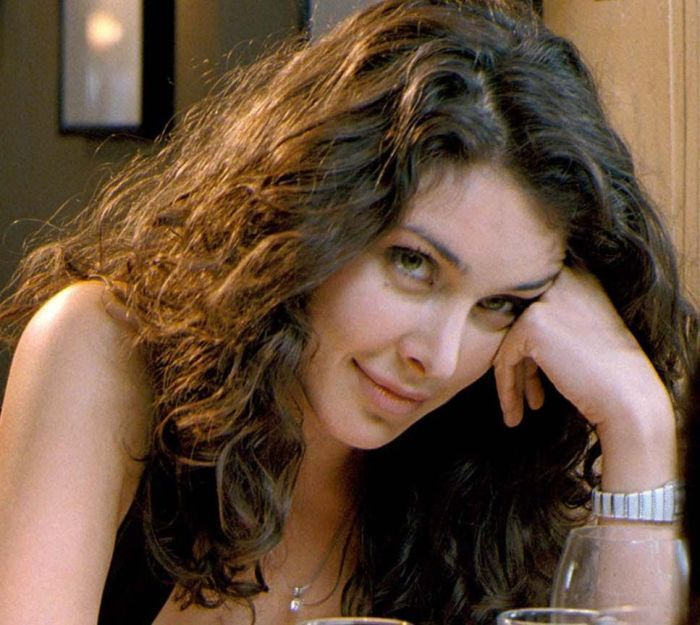 Lisa Ray Pondering Sweet Thoughts