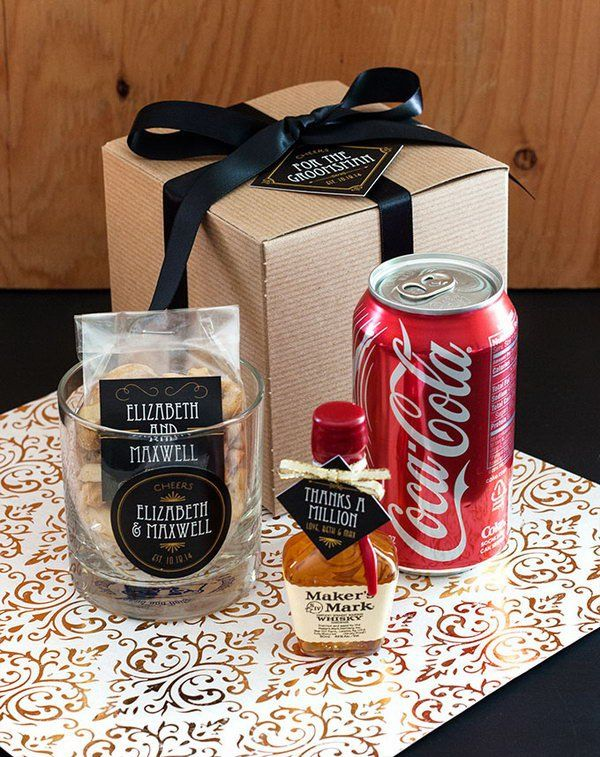 Gift ideas 241 pinterest diy creative groomsmen gift ideas negle Choice Image