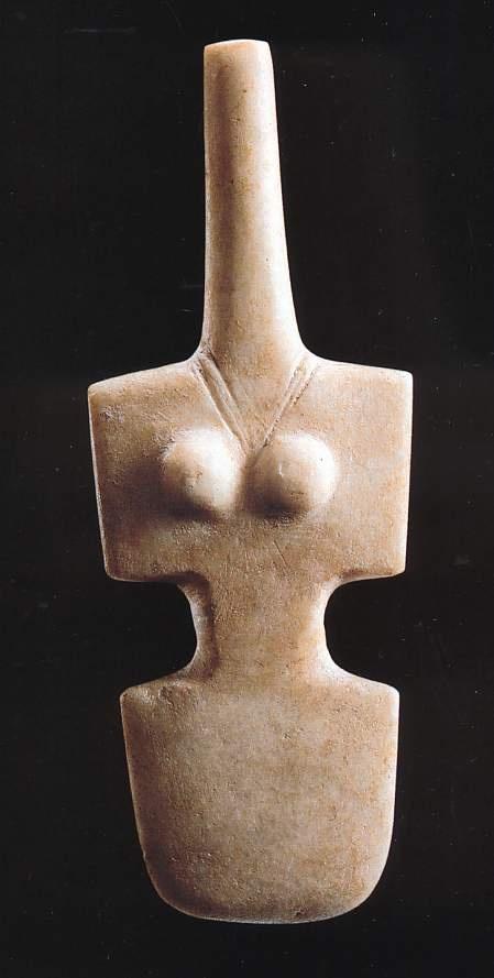 art Cycladique env. 3000-2800 av. J.-C.