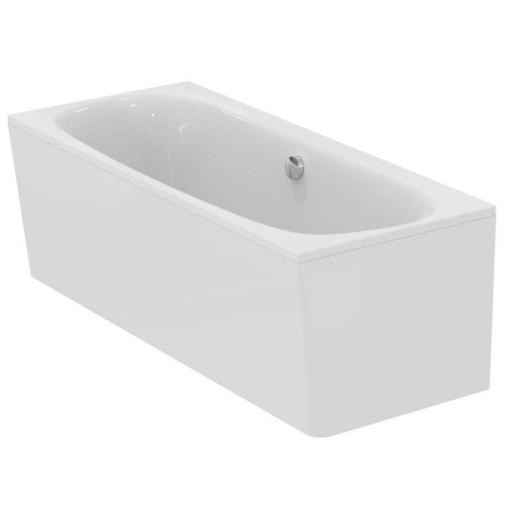 170x75cm Double Ended Bath