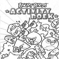 angry birds friends kleurplaten