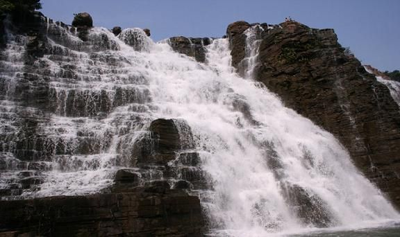 Tirathgarh Falls, Bastar http://www.ixlglobal.com/landing_page/
