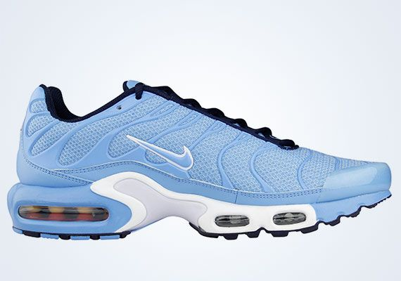 "Nike Air Max Plus ""University Blue"" - SneakerNews.com"