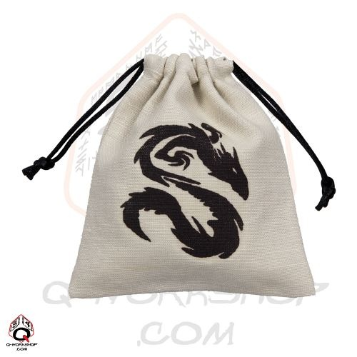 Chinese Dragon Dice bag