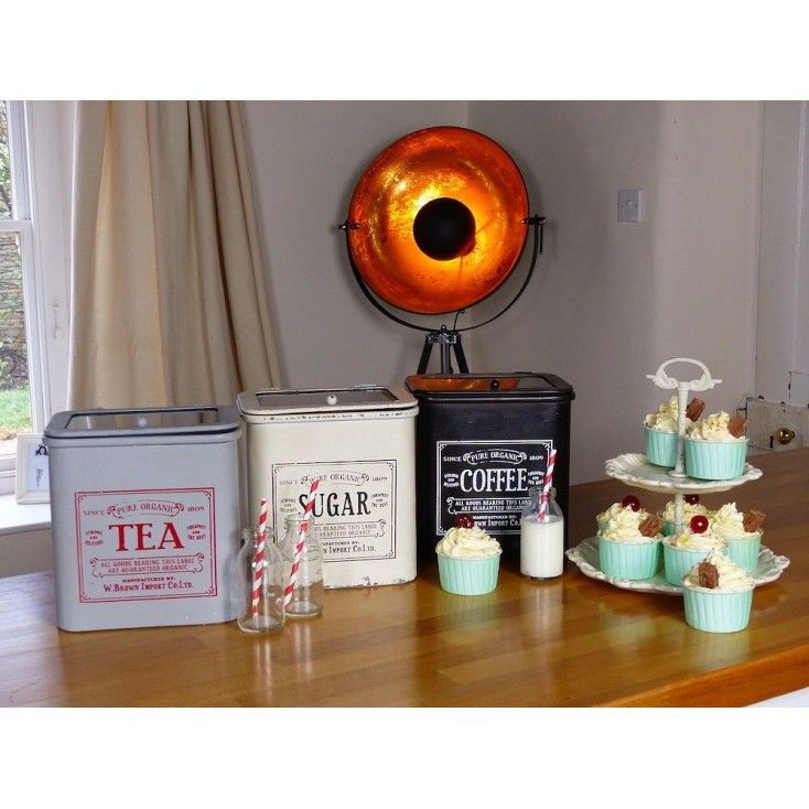 Black And Cream Kitchen Accessories: Best 25+ Tea Coffee Sugar Canisters Ideas On Pinterest