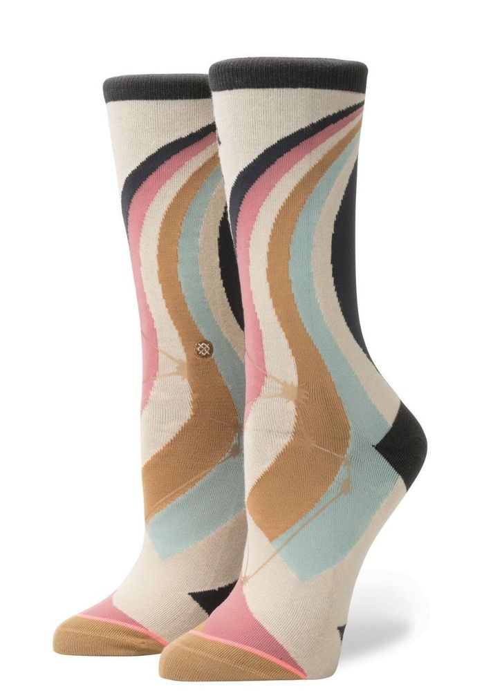 c8a7ac4e4a4d5 STANCE Women's #Zodiac Collection #AQUARIUS Crew #Socks Size M (8-10.5) NEW  NWT #Stance #Crew