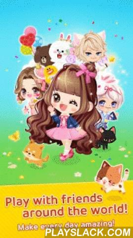 LINE PLAY - Your Avatar World  Android App - playslack.com ,  Discover your own special place on LINE PLAY. Create an avatar that looks just like you. Decorate and dress up your avatar with amazing items. Over 30 million new friends are waiting! Let's hang out and party on LINE PLAY!◎ Simple login with Social Media accounts• You don't need to make a separate account.• Just use your LINE, Facebook, or Twitter account to start right away. • Guest login is also available.◎ Become friends with…