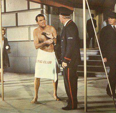 cary grant shirtless | Cary Grant, por sua vez, vai a conferências do Partido Republicano em ...