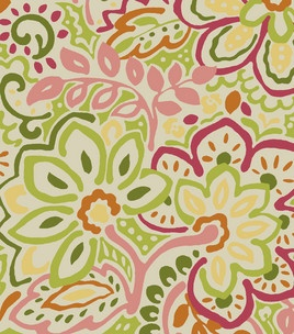 Floral pattern in citrus