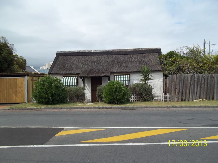 A beautiful old cottage in Hermanus, Western Cape