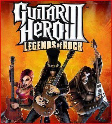 Guitar Hero 3 - Legends of Rock