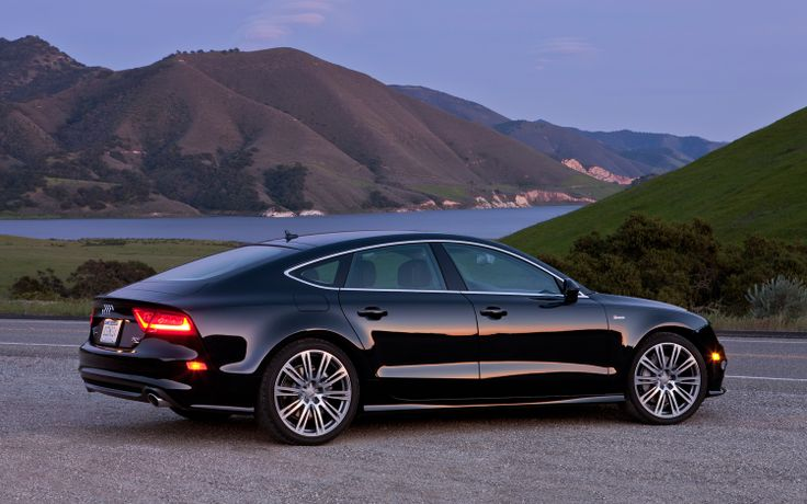 audi a6 2013 | 2013-Audi-A7-Right-Rear-View #345613 - MotorTrend WOT