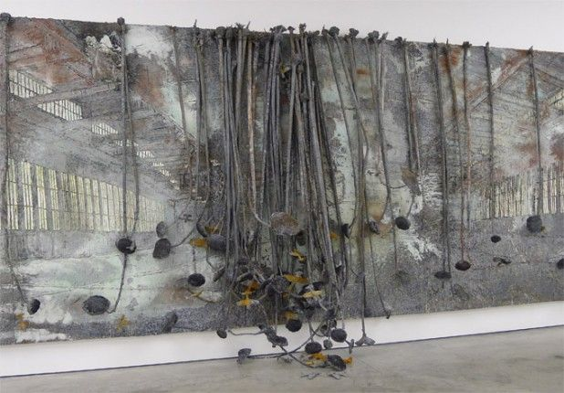 Anselm Kiefer at White Cube Bermondsay