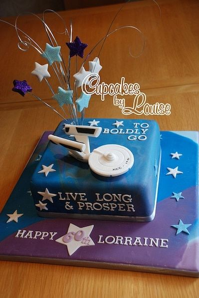 24 Star Trek Cakes That Are