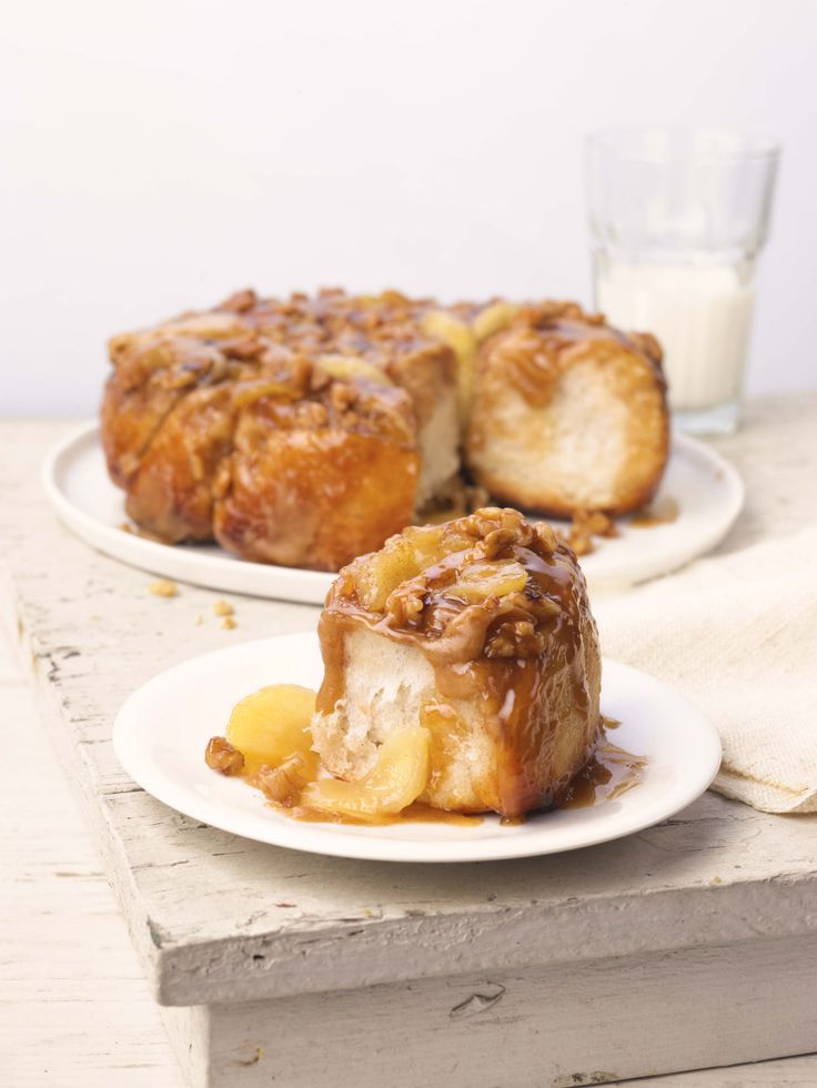 Fill Mom's day with love… and E.D.SMITH Amazing Apple Sticky Buns!  Made with ready to use pizza dough and E.D.SMITH Apple pie filling , a flavourful twist on traditional sticky buns in just a few simple steps!  #TasteCreator #EDSMITH #Mothersday #StickyBuns #Apple #Brunch #Delicious