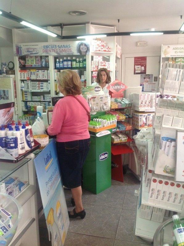 Farmacia Farmacia Victoria Centelles en La Vall d'Uixo, Valencia