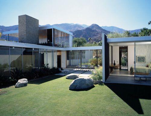 Kauffman House, Palm Springs (Richard Neutra, 1947)