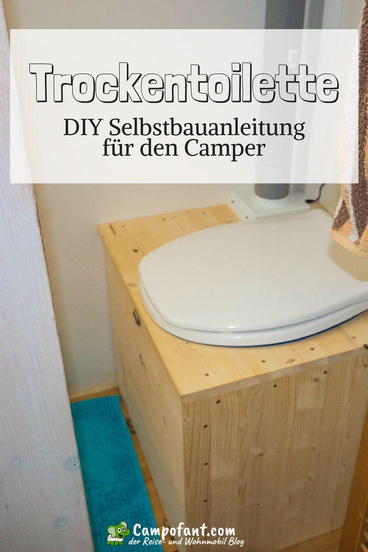 Trockentoilette Im Wohnmobil Campingklo Ohne Chemie Trockentoilette Camping Klo Wohnmobil
