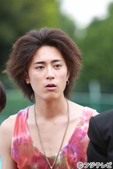 "Shotaro Mamiya, Kento Yamazaki, Yuto Nakajima, J drama ""Suikyu Yankees(Water"
