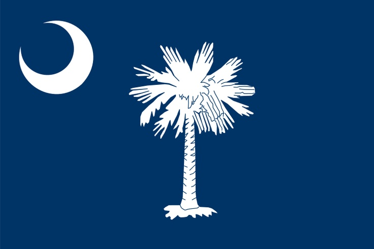 The best state..South Carolina  Smiling faces and beautiful places.  #1 in state pride. Born and raised!!