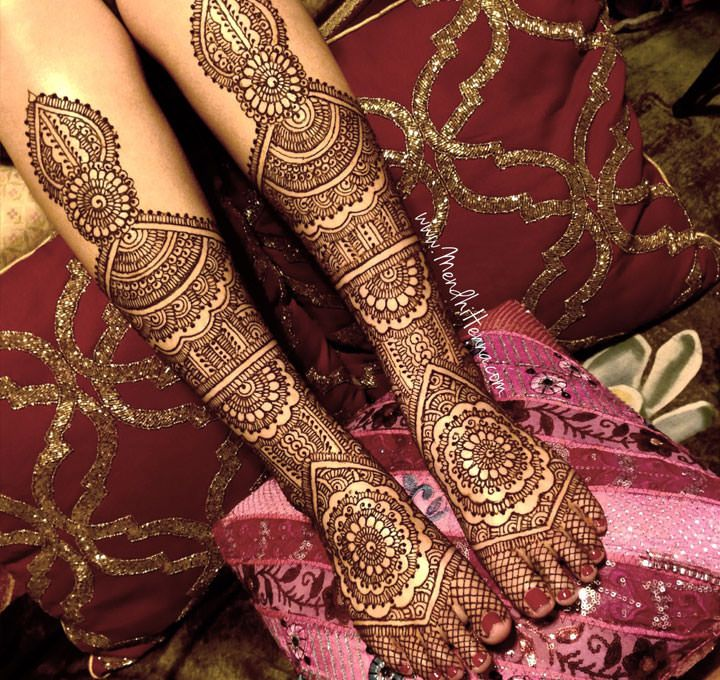 bridal henna - Google Search