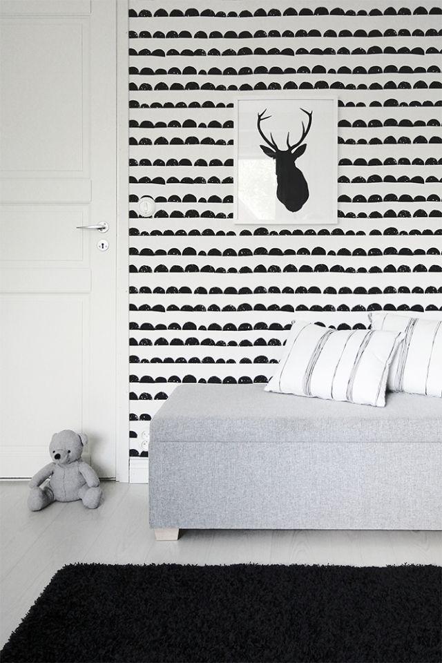 Kids room - Half Moon wallpaper