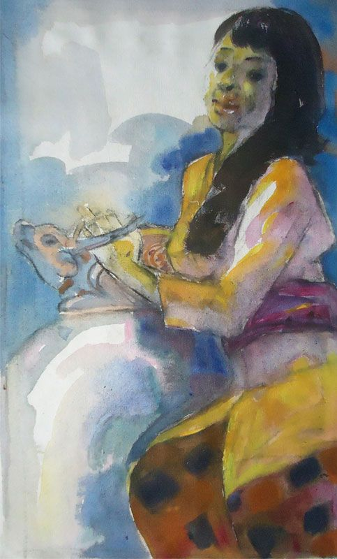 Pranoto - Wanita Bali