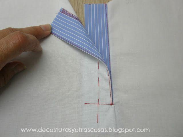 De costuras y otras cosas: CIERRE POLO CON VISTA (2)