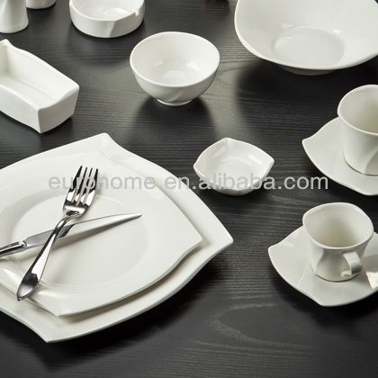 Best-selling Fine Porcelain Dinner PlatesRestaurant PlatesRound Hotel Plates u0026dish Photo & 72 best Restaurant Dinnerware images on Pinterest | Cutlery Diner ...