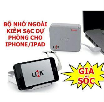 Usb Kiêm sạc dự phòng Iphone 32gb -64Gb