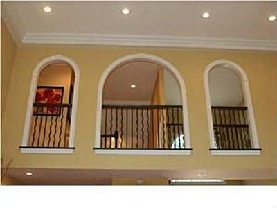 Cobblestone Home: Living Rooms