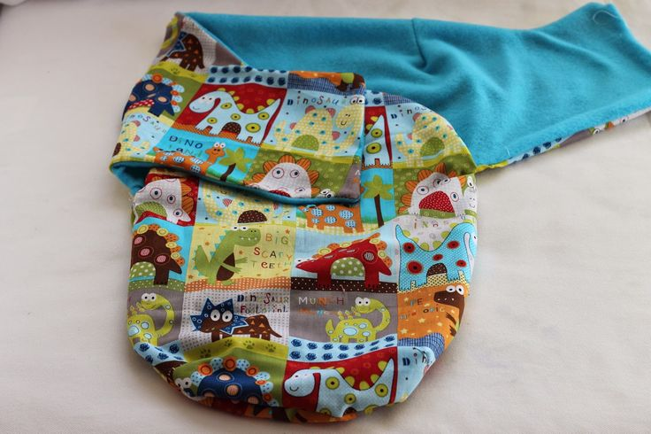Tutorial: Baby Swaddle