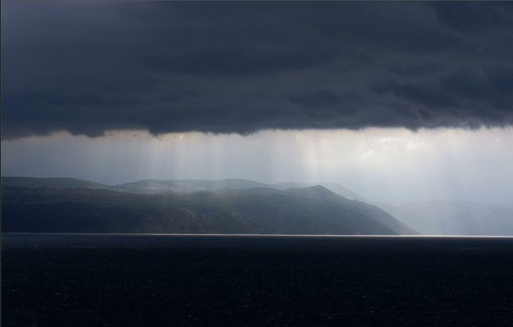 Storm in Rabac