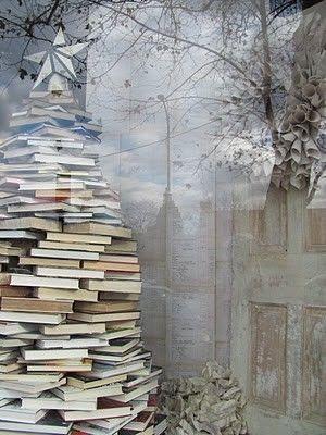 SAPIN DE NOEL en livres